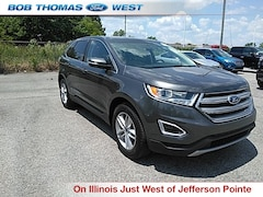 Used 2017 Ford Edge SEL SUV 2FMPK4J98HBB78886 for sale in Fort Wayne, IN