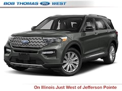 New 2020 Ford Explorer Limited SUV T00371 in Fort Wayne, IN