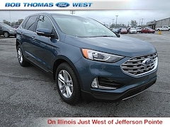 New 2019 Ford Edge SEL SUV in Fort Wayne, IN