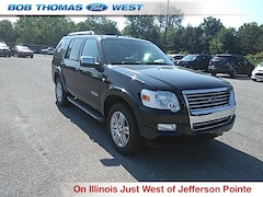 Bargain Used 2007 Ford Explorer Limited SUV 1FMEU75807UB26925 for Sale in Fort Wayne, IN