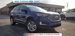 New 2020 Ford Edge SEL SUV T00722 in Fort Wayne, IN