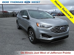 New 2020 Ford Edge SEL SUV T00296 in Fort Wayne, IN