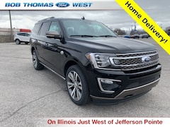 New 2020 Ford Expedition King Ranch SUV T00295 in Fort Wayne, IN