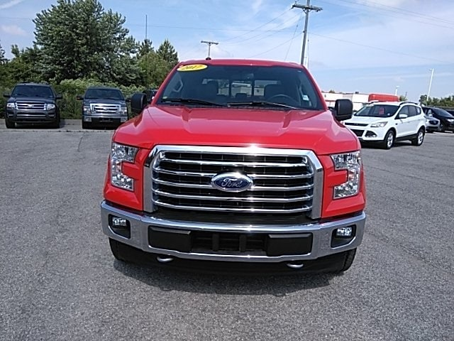 Used 2017 Ford F-150 For Sale | Fort Wayne IN | VIN