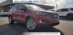 New 2020 Ford Edge SEL SUV T00717 in Fort Wayne, IN