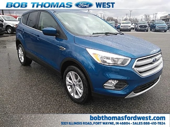 Bob Thomas Ford West >> New 2019 Ford Escape For Sale At Bob Thomas Dealerships