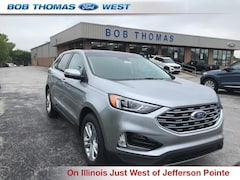 New 2020 Ford Edge SEL SUV T00543 in Fort Wayne, IN