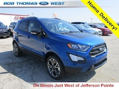 New 2019 Ford EcoSport SES SUV 90769 in Fort Wayne, IN