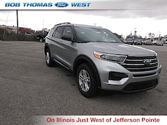 New 2020 Ford Explorer XLT SUV T00050 in Fort Wayne, IN
