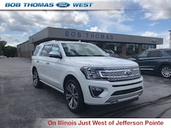 New 2020 Ford Expedition Platinum SUV T00591 in Fort Wayne, IN