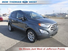New 2020 Ford EcoSport SE SUV T00160 in Fort Wayne, IN