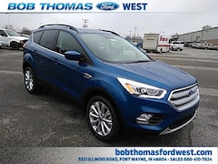 2019 Ford Escape SEL Sport Utility in Fort Wayne, IN