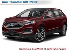 New 2020 Ford Edge SEL SUV T00509 in Fort Wayne, IN