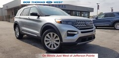 New 2020 Ford Explorer Limited SUV T00510 in Fort Wayne, IN
