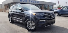 New 2020 Ford Explorer XLT SUV T00666 in Fort Wayne, IN