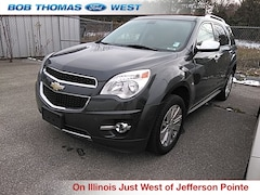 Bargain Used 2010 Chevrolet Equinox LT SUV 2CNFLNEY0A6391393 for Sale in Fort Wayne, IN