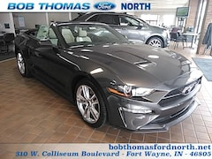 2019 Ford Mustang EcoBoost Premium Convertible in Fort Wayne, IN