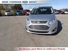 Used 2017 Ford C-Max Hybrid Titanium Hatchback 1FADP5DU9HL114067 for sale in Fort Wayne, IN