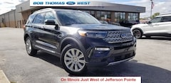 New 2020 Ford Explorer Limited SUV T00738 in Fort Wayne, IN
