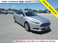 Bargain Used 2013 Ford Fusion SE Sedan 3FA6P0HRXDR123826 for Sale in Fort Wayne, IN