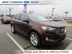New 2020 Ford Edge SEL SUV T00165 in Fort Wayne, IN