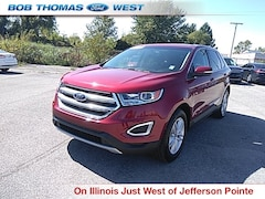 Used 2017 Ford Edge SEL SUV 2FMPK4J91HBC35963 for sale in Fort Wayne, IN