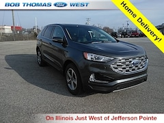 New 2020 Ford Edge SEL SUV T00319 in Fort Wayne, IN
