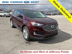 New 2020 Ford Edge SEL SUV T00191 in Fort Wayne, IN