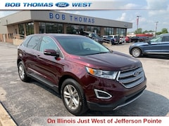 Used 2017 Ford Edge SEL SUV 2FMPK4J81HBB10064 for sale in Fort Wayne, IN