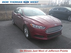 Bargain Used 2013 Ford Fusion SE Sedan 3FA6P0H73DR102315 for Sale in Fort Wayne, IN