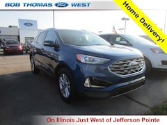 New 2020 Ford Edge SEL SUV T00414 in Fort Wayne, IN