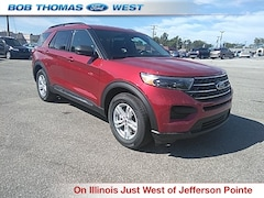 New 2020 Ford Explorer XLT SUV T00023 in Fort Wayne, IN