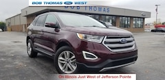 Used 2017 Ford Edge SEL SUV 2FMPK4J99HBC53840 for sale in Fort Wayne, IN