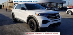New 2020 Ford Explorer XLT SUV T00540 in Fort Wayne, IN