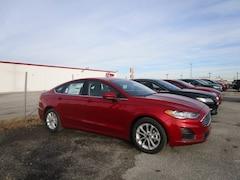 New 2020 Ford Fusion SE Sedan C0032 in Fort Wayne, IN