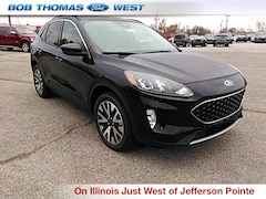 New 2020 Ford Escape SEL SUV T00063 in Fort Wayne, IN