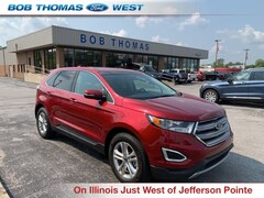 Used 2018 Ford Edge SEL SUV 2FMPK4J9XJBC36633 for sale in Fort Wayne, IN