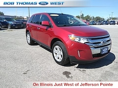 Bargain Used 2011 Ford Edge SEL SUV 2FMDK3JC3BBA05132 for Sale in Fort Wayne, IN