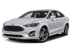 New 2020 Ford Fusion Titanium Sedan C0067 in Fort Wayne, IN