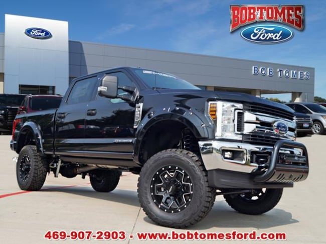 2019 Ford F-250 SHERROD Custom Lifted