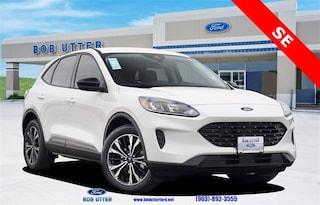 new 2021 Ford Escape SE SUV for sale sherman tx
