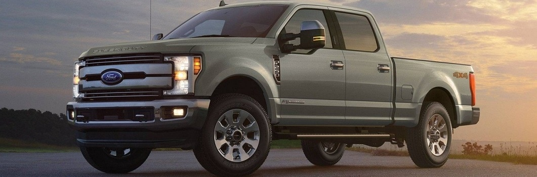 New 2019 Ford F250 Super Duty Durant, OK