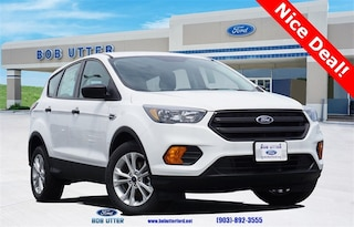 new 2019 Ford Escape S SUV for sale sherman tx