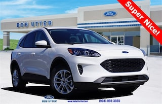 new 2020 Ford Escape SE SUV for sale sherman tx