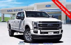 2020 Ford F-350 Platinum Truck