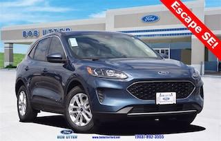 new 2020 Ford Escape SE SUV for sale sherman tx