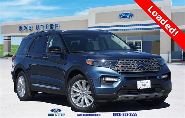 New 2019 2020 Ford Vehicles For Sale Lease Sherman Tx Bob Utter Ford Lincoln