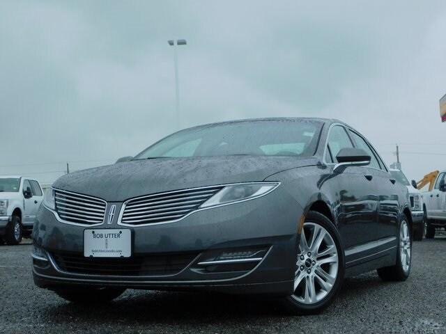 2016 Lincoln MKZ Hybrid Sedan