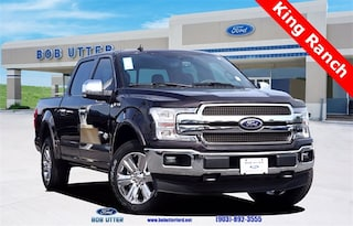 New 2020 Ford F-150 King Ranch Truck For Sale Sherman TX