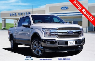 New 2019 Ford F-150 King Ranch Truck For Sale Sherman TX